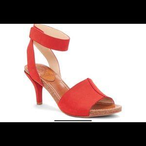 Odela Ankle Strap Sandals